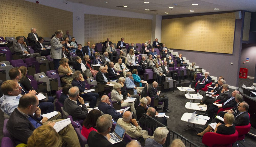 Debate on scientific advice mechanisms, AE Conference 2016, Cardiff University