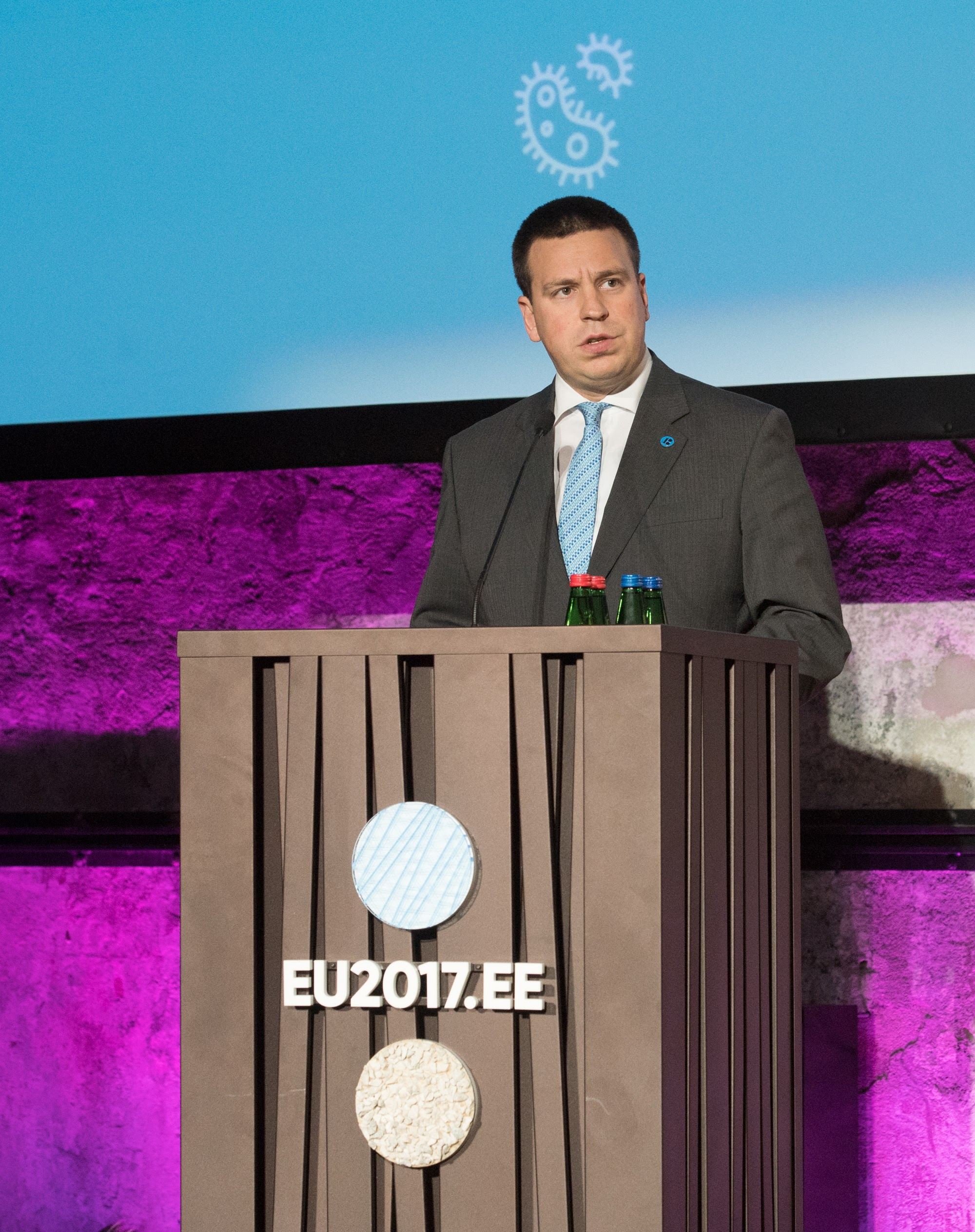 Prime Minister of Estonia, Jüri Ratas