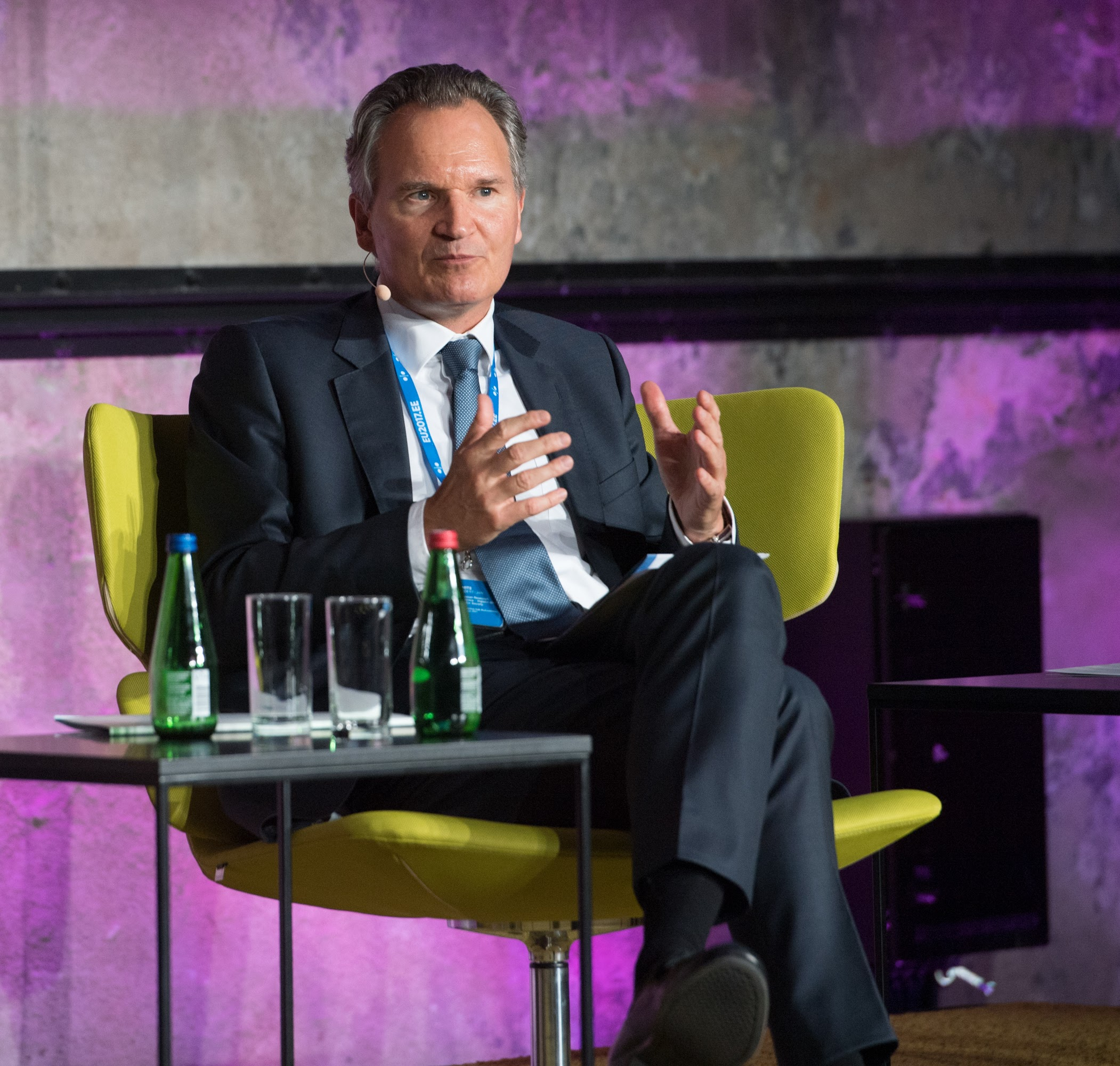Robert-Jan  Smits, Director-General, Research & Innovation, European Commission