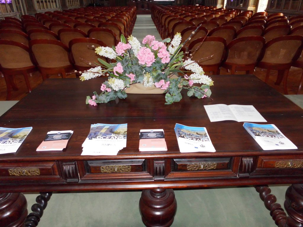 Event programmes and publicity