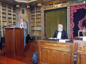 Ricardo Serrão Santos and Yngvar Olsen