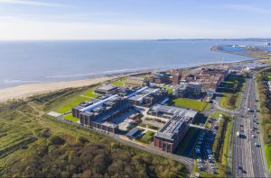 Swansea University's Bay Campus