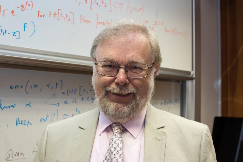 Professor John Tucker MAE