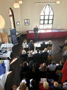 Professor Ole Petersen highlights the deep links between Cardiff and Bergen