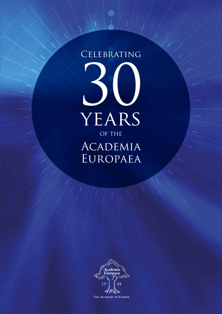 30th anniversary commemorative brochure cover
