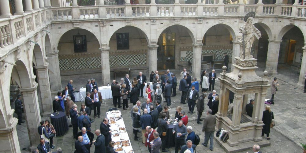 MAEs networking in the cloister