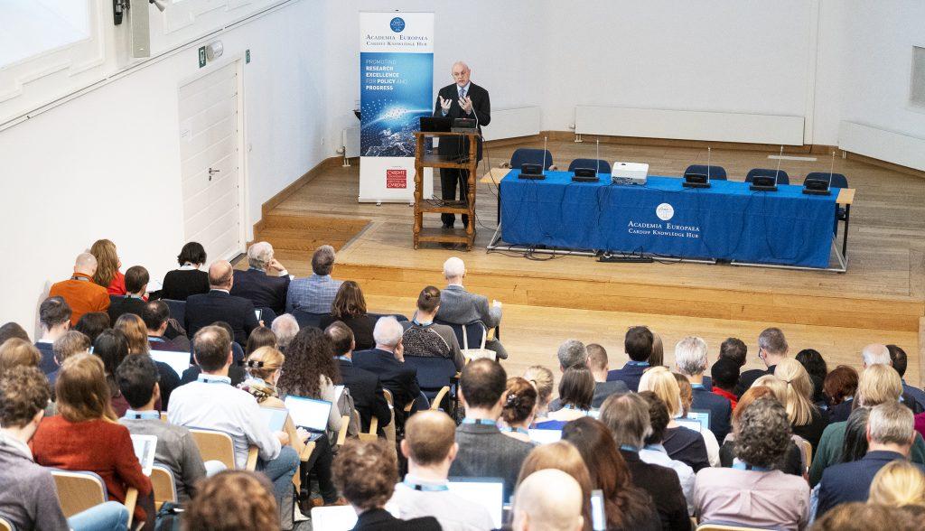 Professor Johan Rooryck's keynote address
