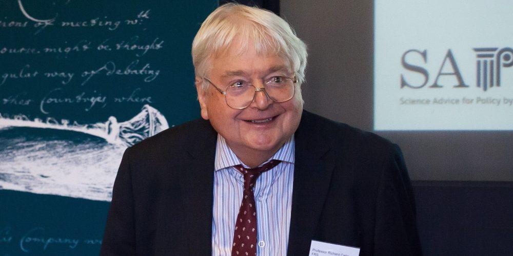 Professor Richard Catlow MAE