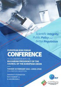 European Risk Forum Conference