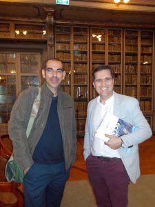 António Marques and António José Marques da Silva
