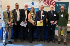 Panel of experts on Science for Policy Swansea University