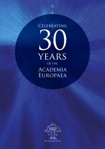 30th anniversary commemorative brochure cover