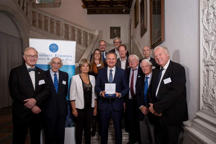 Celebrating AE's 30th anniversary (The Royal Society, Sept 2018)