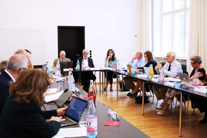 First meeting of the 'Making sense of science for policy' SAPEA Working Group in Berlin, September 2018
