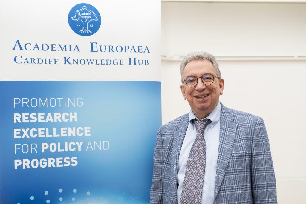 Prof Theo D'haen MAE, Professor Emeritus KU Leuven