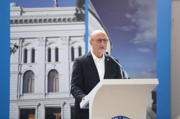 Professor David Prangishvili